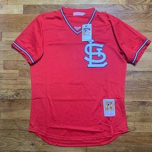 on sale 464f2 6801c NWT Ozzie Smith St Louis Cardinals MLB Jersey NWT